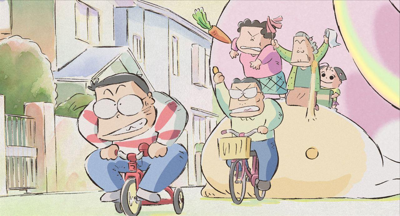 Meus Vizinhos, Os Yamadas