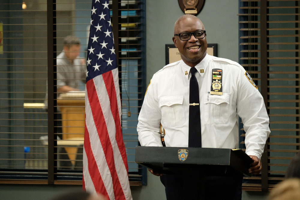 Foto Andre Braugher