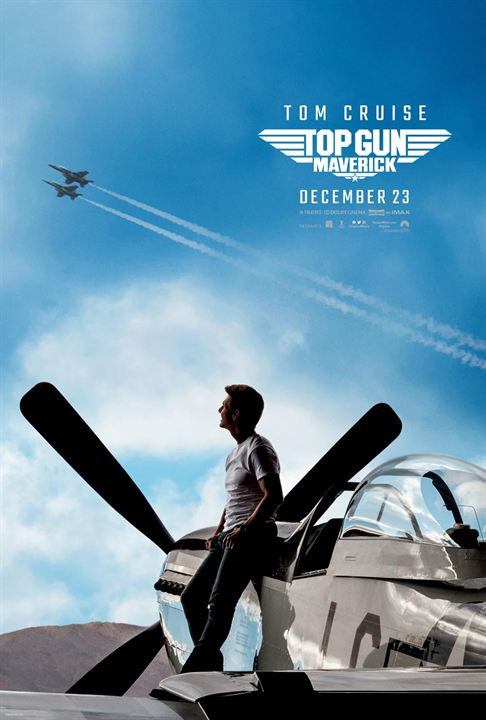 Top Gun: Maverick : Poster