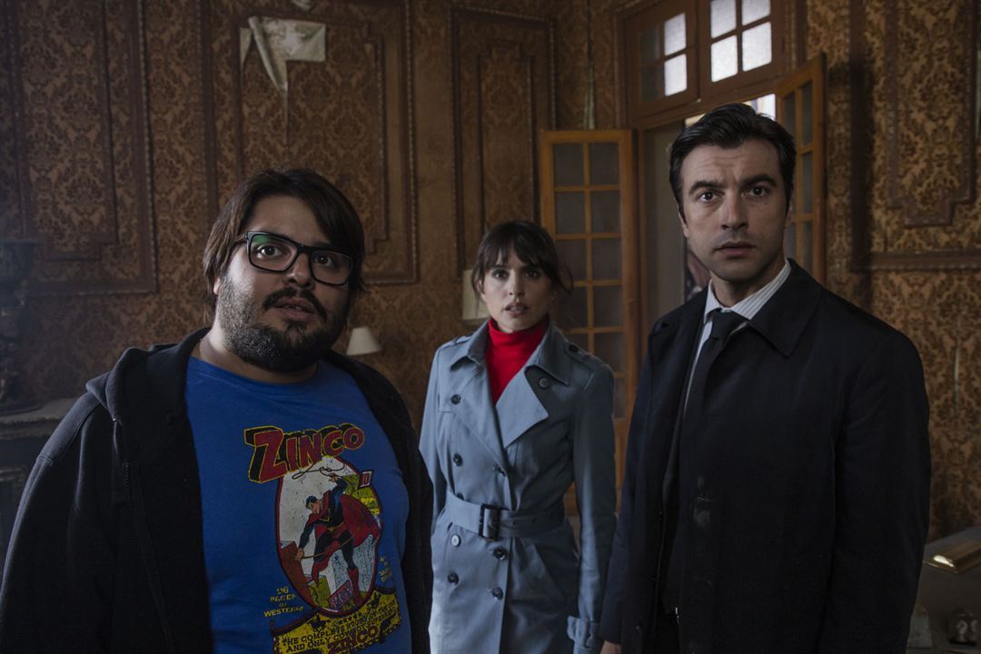 Origens Secretas : Foto Brays Efe, Javier Rey, Verónica Echegui