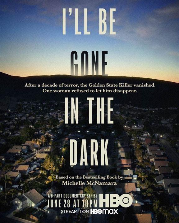 Eu Terei Sumido na Escuridão : Poster