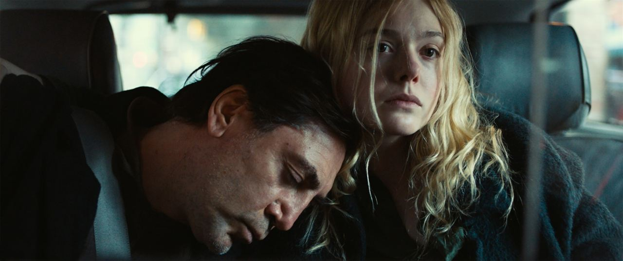 The Roads Not Taken : Foto Elle Fanning, Javier Bardem