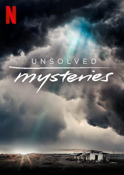 Mistérios Sem Solução : Poster