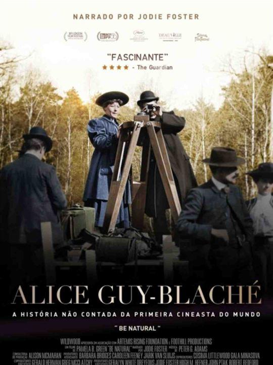 Alice Guy-Blaché: a História não contada da primeira cineasta do mundo : Poster