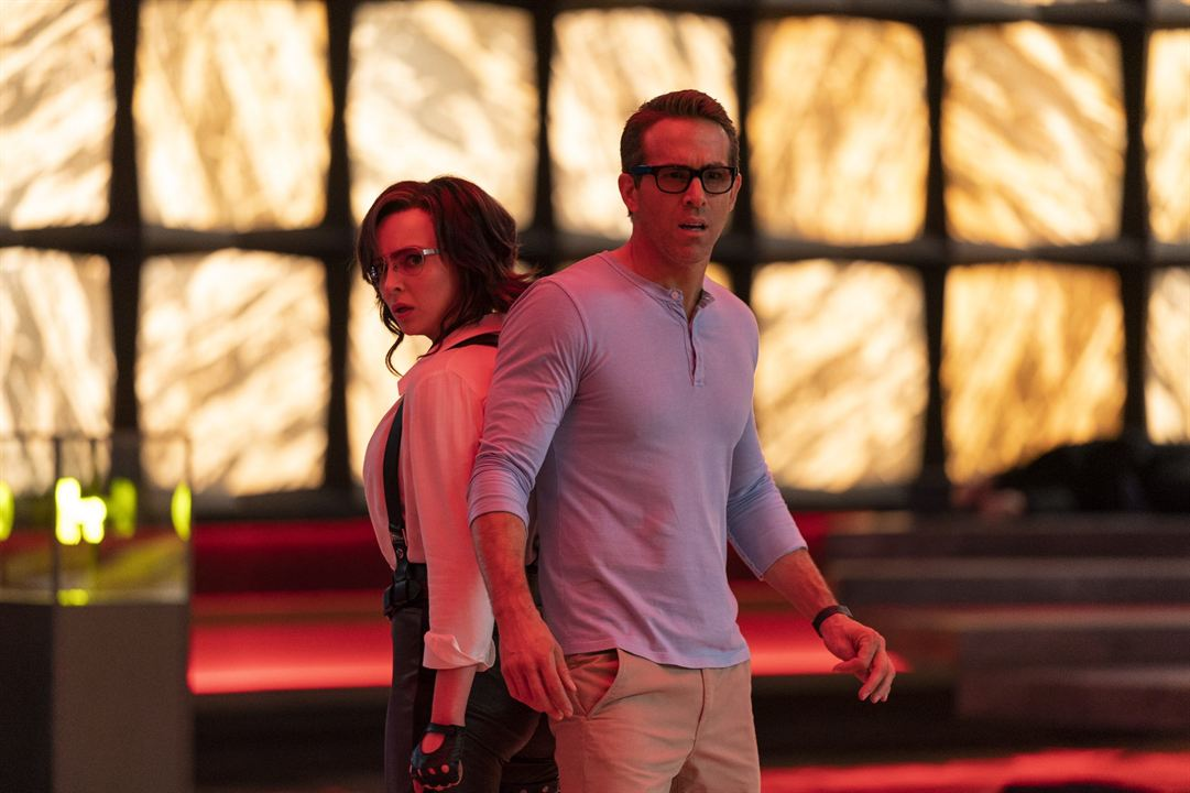 Free Guy - Assumindo o Controle : Foto Jodie Comer, Ryan Reynolds