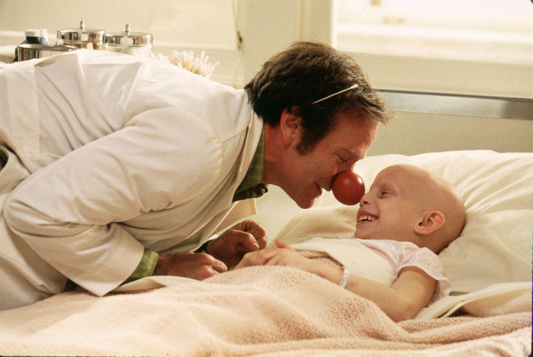 Patch Adams - O Amor é Contagioso : Foto Robin Williams