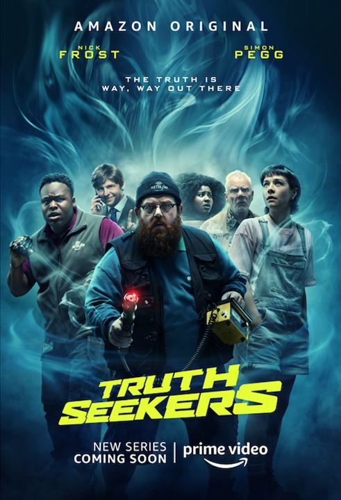 Truth Seekers : Poster