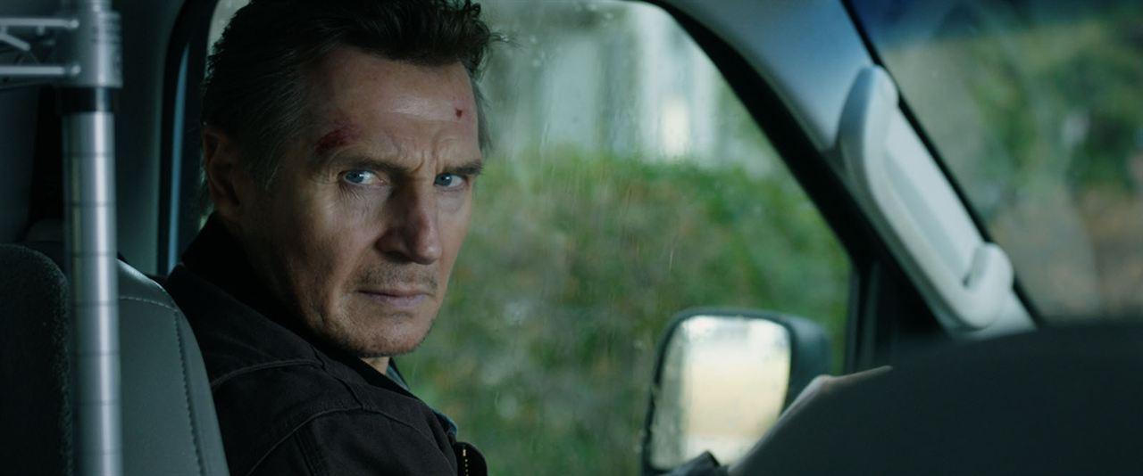 Legado Explosivo: Liam Neeson