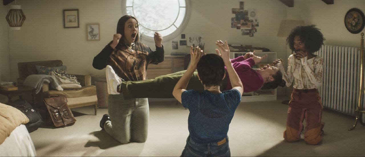 Jovens Bruxas – Nova Irmandade : Foto Cailee Spaeny, Gideon Adlon, Lovie Simone