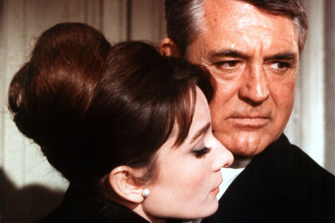 Charada : Foto Audrey Hepburn, Cary Grant