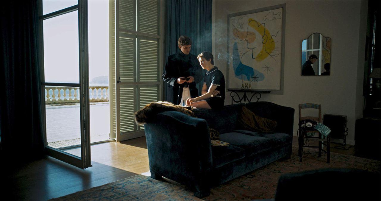 Suzanna Andler : Foto Charlotte Gainsbourg, Niels Schneider