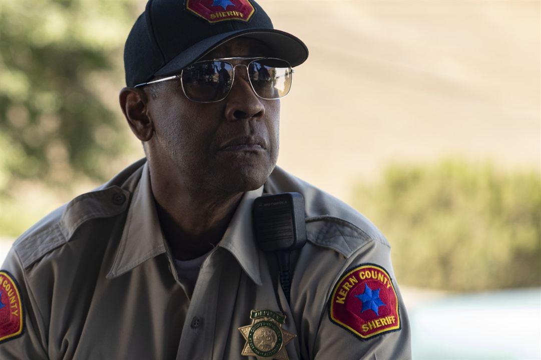 Os Pequenos Vestígios: Denzel Washington