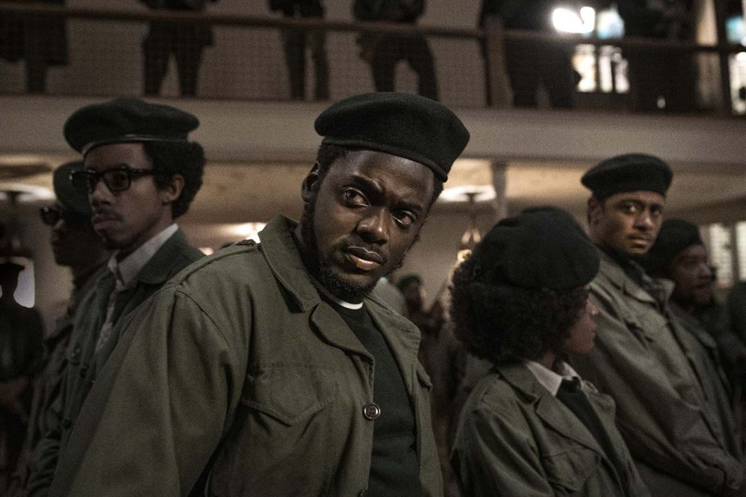 Judas e o Messias Negro: Lakeith Stanfield, Daniel Kaluuya