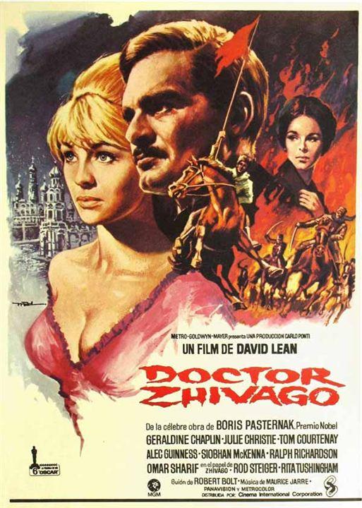 Dr. Jivago : Poster