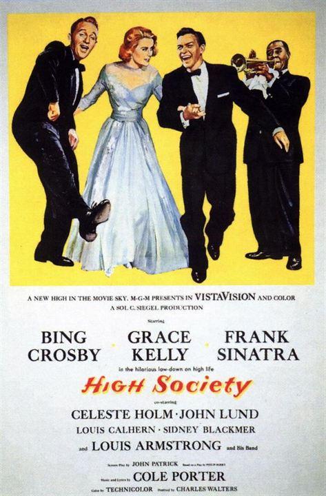 Alta Sociedade : Poster