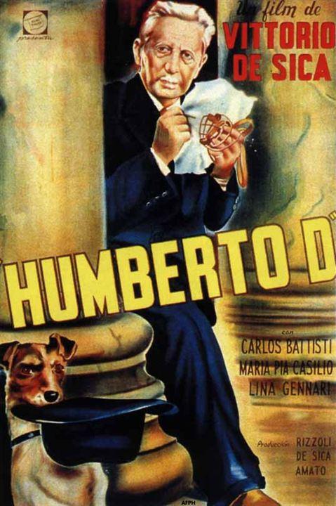 Umberto D : Poster