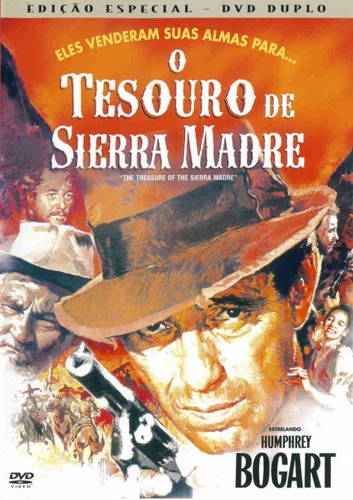 O Tesouro de Sierra Madre : Poster