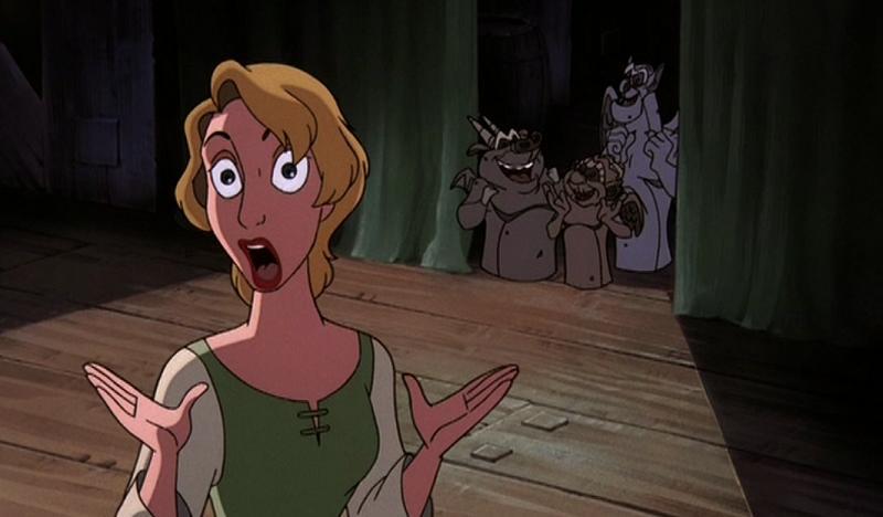 Quasimodo And Madellaine Foto de O Corcunda de ...