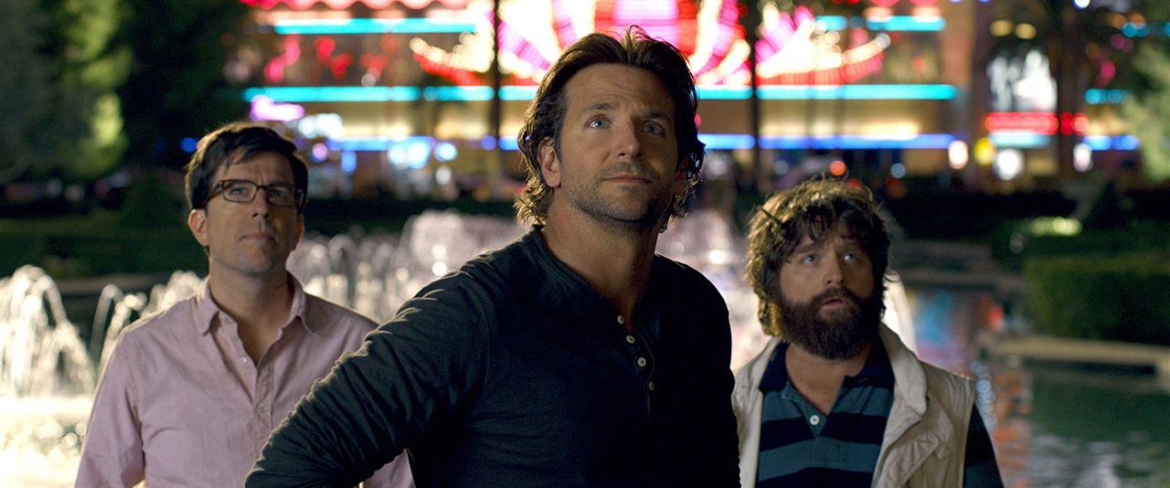 Se Beber, Não Case! Parte III: Bradley Cooper, Ed Helms, Zach Galifianakis