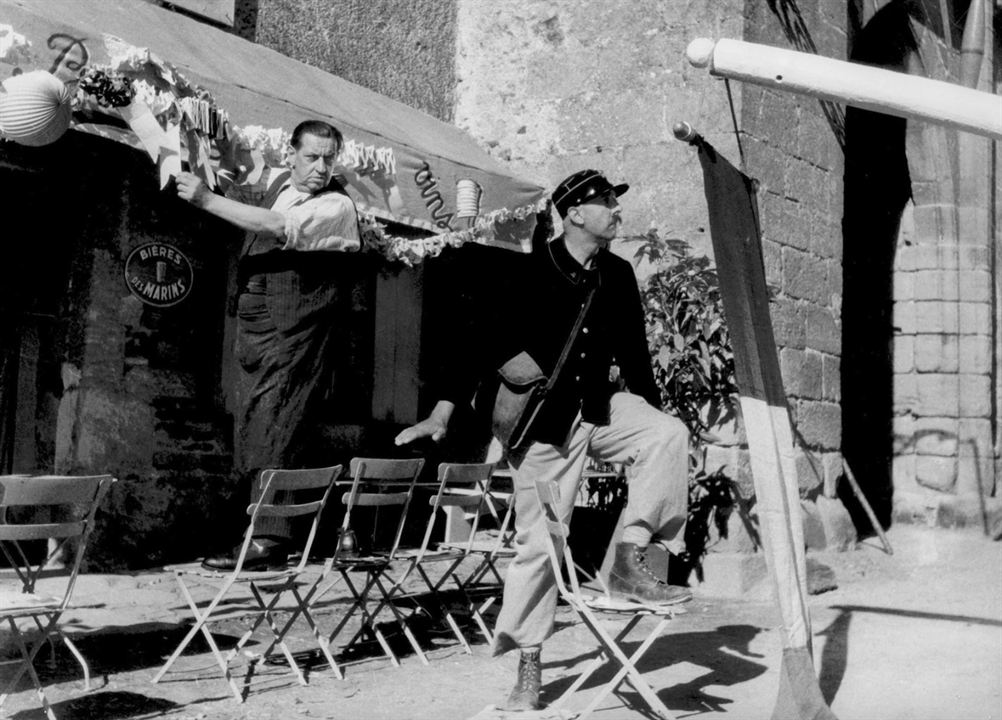 Carrossel da Esperança : Foto Jacques Tati