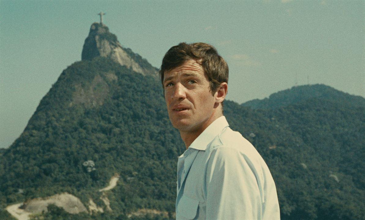 O Homem do Rio : Foto Jean-Paul Belmondo
