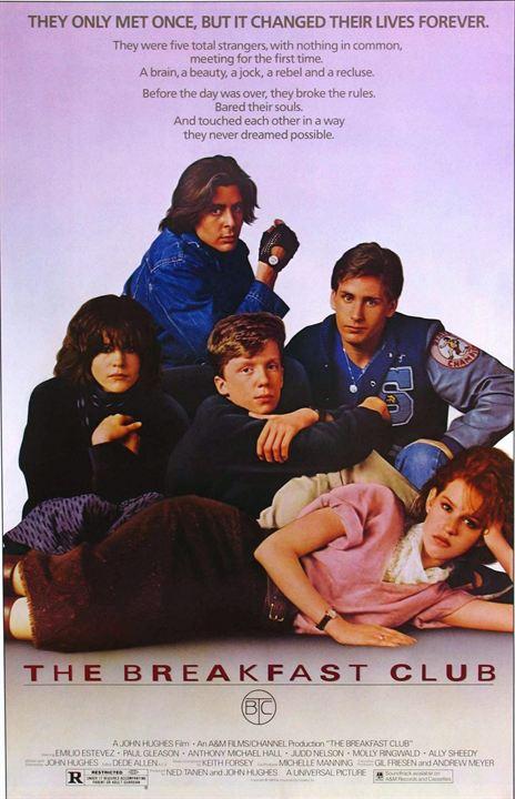 Clube dos Cinco : Poster