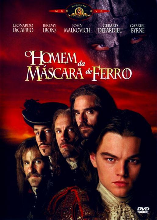 O Homem da Máscara de Ferro : Poster