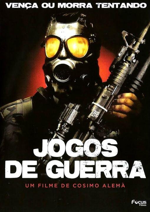 Jogos de Guerra : Poster