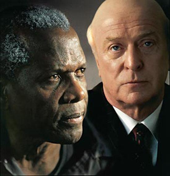 Mandela e De Klerk : Foto Sidney Poitier