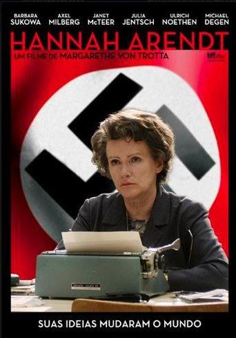 Hannah Arendt - Ideias Que Chocaram o Mundo : Poster