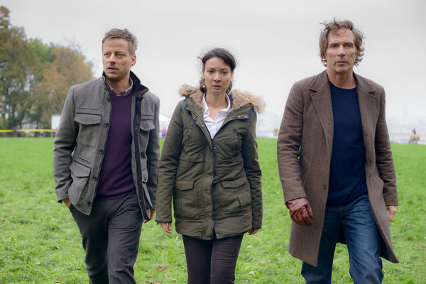 Foto Moon Dailly, Tom Wlaschiha, William Fichtner