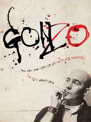 Gonzo: Um Delírio Americano : Poster