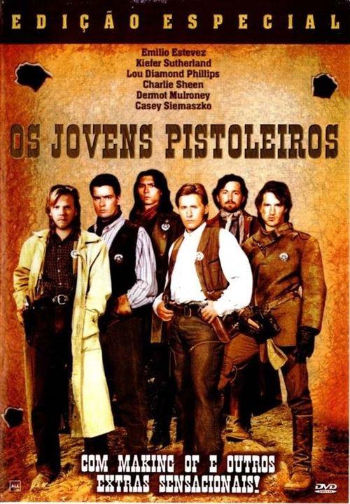 Os Jovens Pistoleiros : Poster