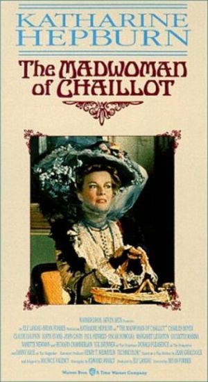 A Louca de Chaillot : Poster