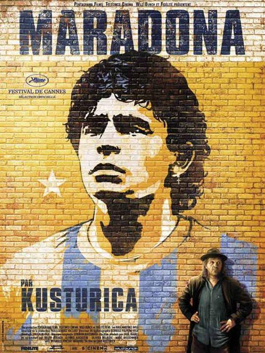 Maradona : Poster