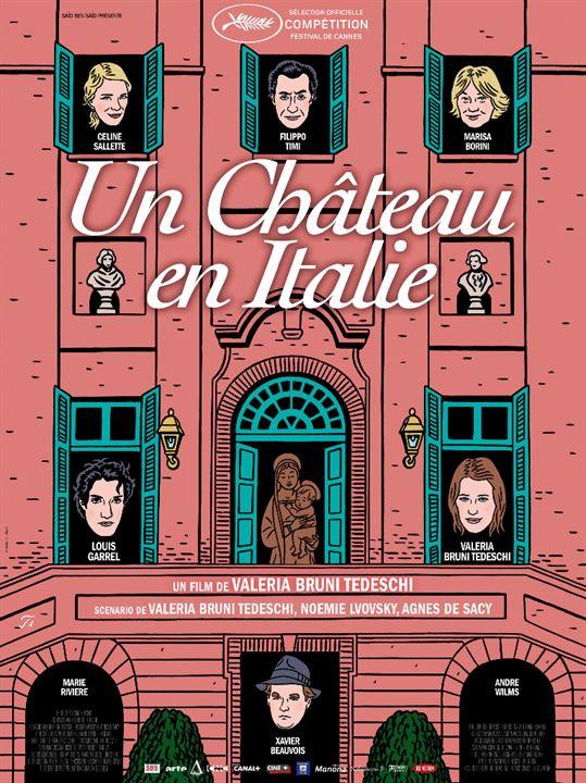 Um Castelo na Itália : Poster
