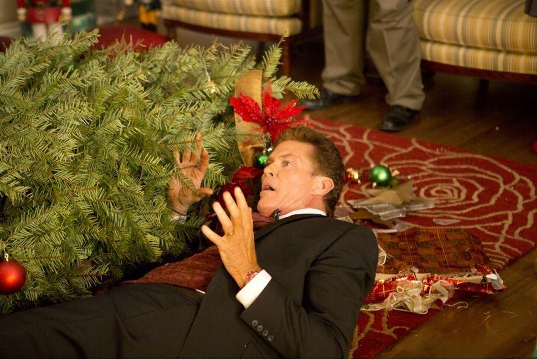 The Christmas Consultant : Foto David Hasselhoff