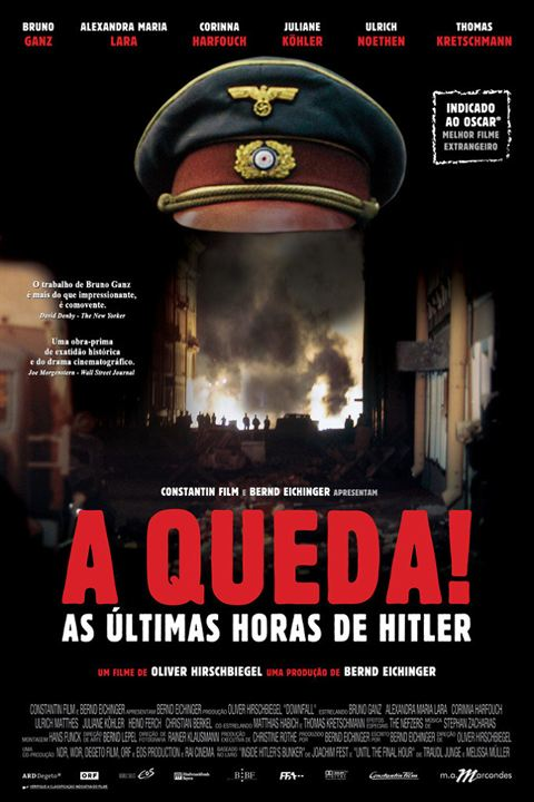 A Queda - As Últimas Horas de Hitler : Poster