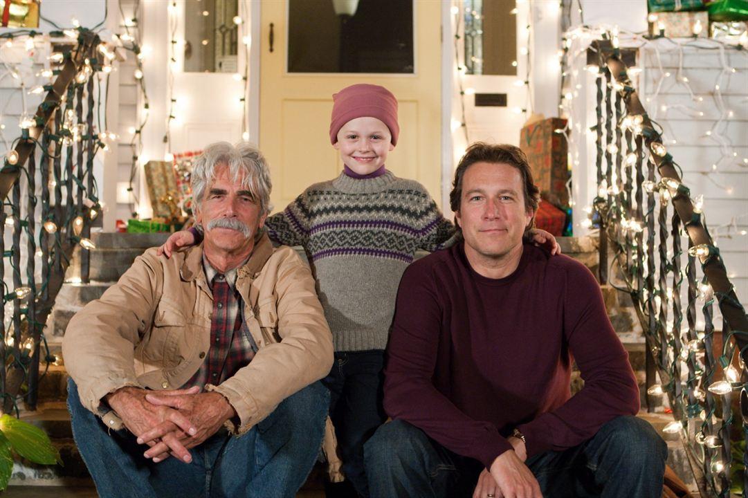 November Christmas : Photo Emily Alyn Lind, John Corbett, Sam Elliott