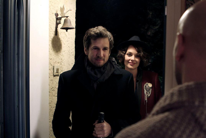 Photo Guillaume Canet, Raphaëlle Agogué
