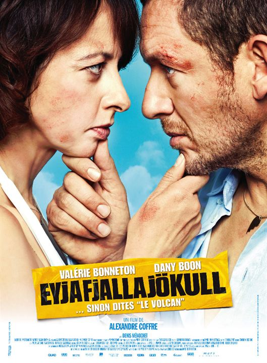 Eyjafjallajokull : Poster