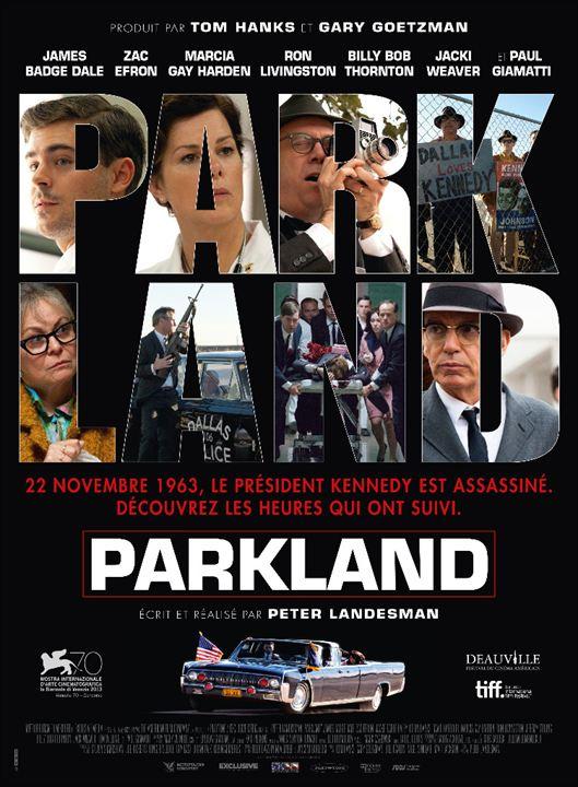 Parkland : Poster