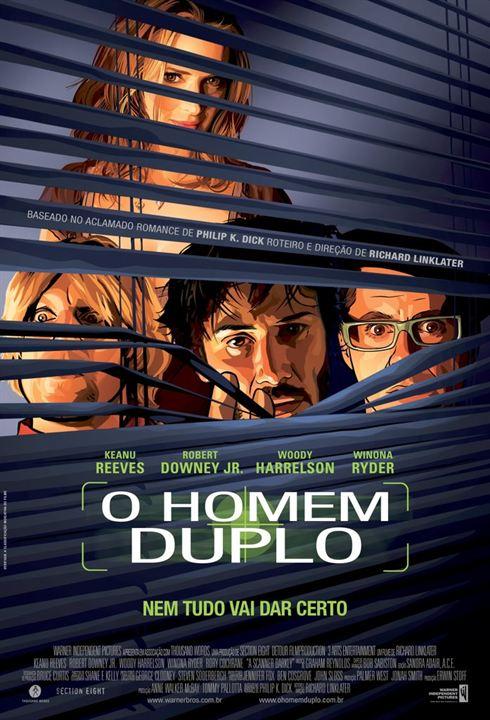 O Homem Duplo : Poster