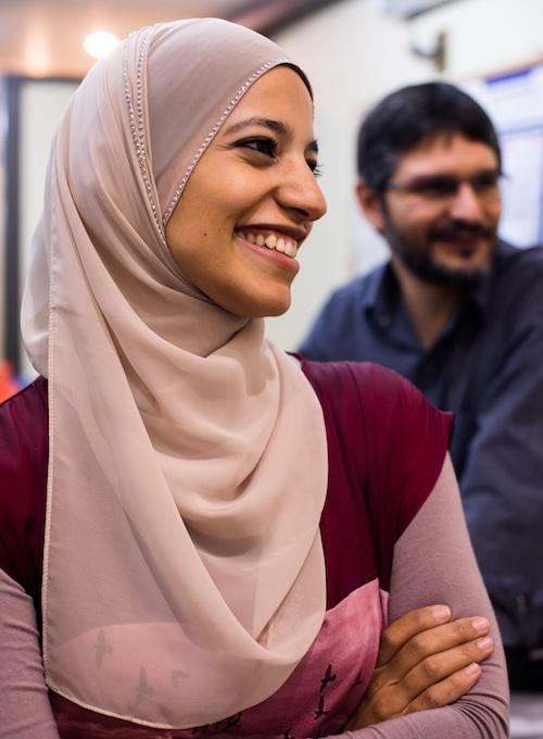 Hijab - Mulheres de véu : Foto