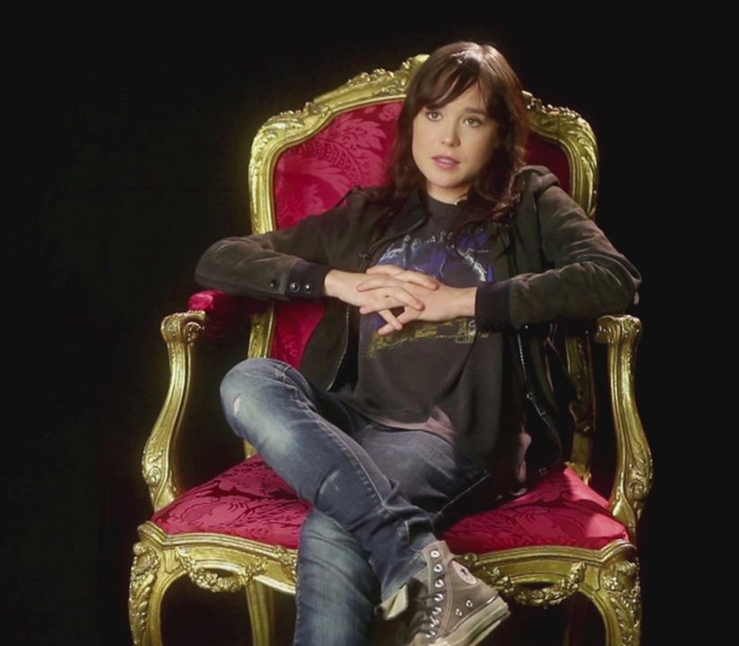 Foto Ellen Page