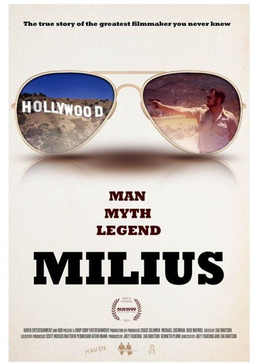 Milius : Poster