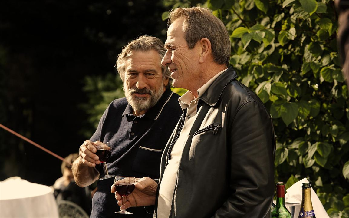 A Família : Foto Robert De Niro, Tommy Lee Jones
