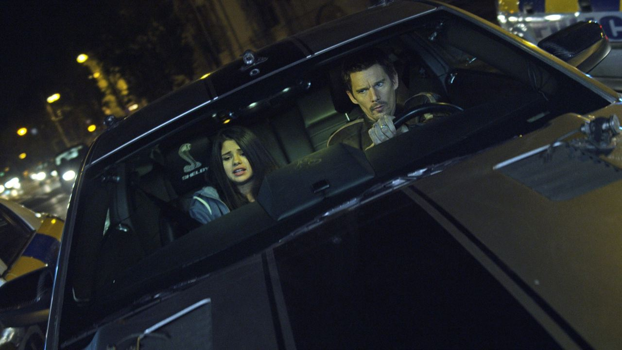Resgate em Alta Velocidade : Foto Ethan Hawke, Selena Gomez