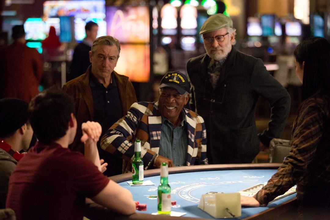 Última Viagem a Vegas : Foto Kevin Kline, Morgan Freeman, Robert De Niro