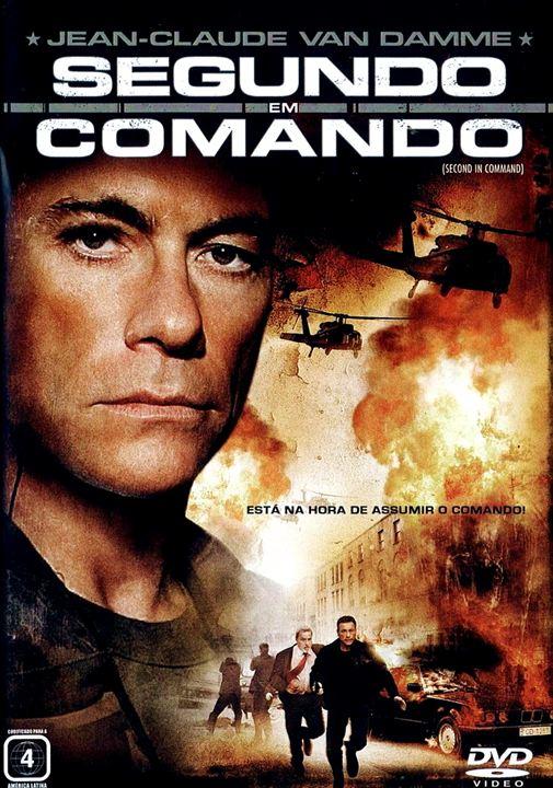Segundo em Comando : Poster
